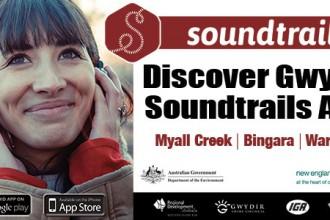 Warialda Soundtrails App